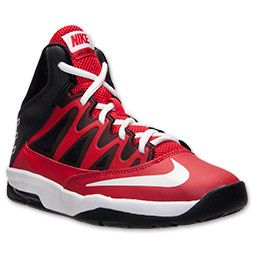 Boys' Grade School Nike Air Max Stutter Step Basketball Shoes