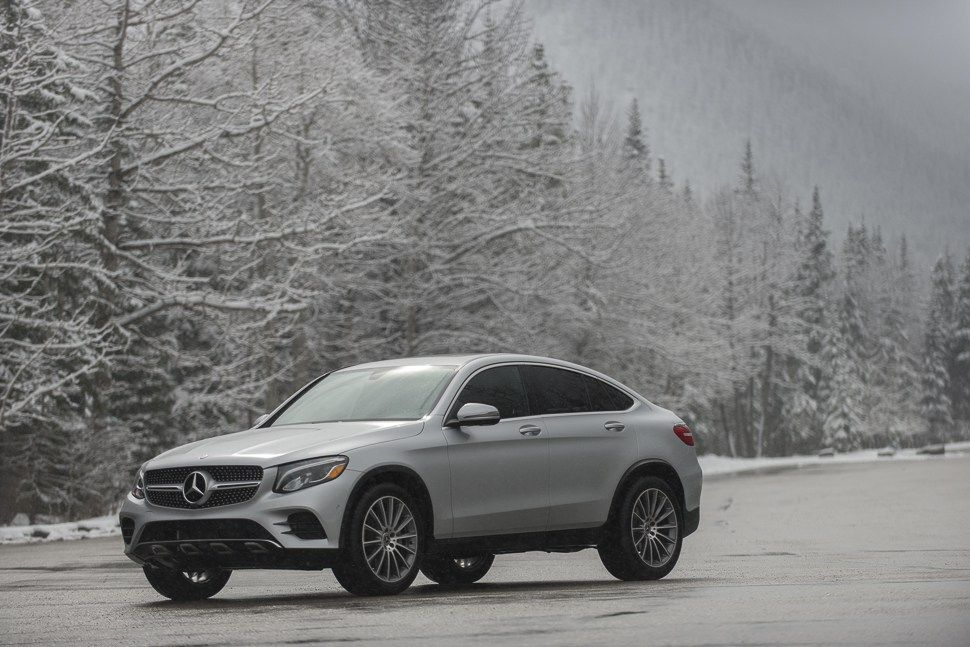 2020 Mercedes Benz Glc Class Coupe Gets Light Update Mercedes