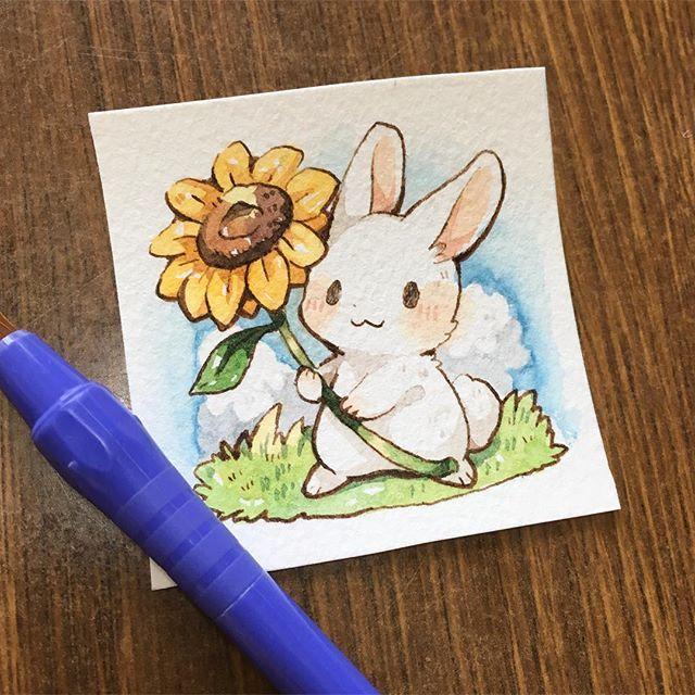 Pin de Bella M en Chibi/anime drawings | Pinterest | Dibujo, Conejo ...