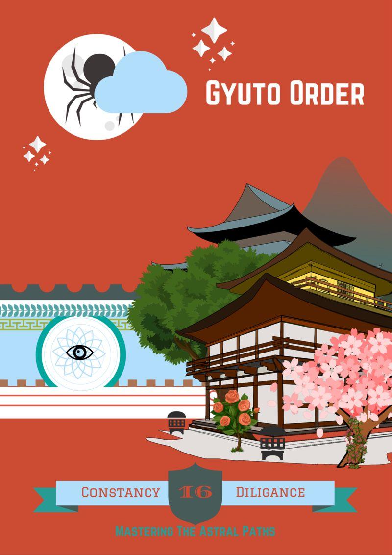 Gyuto Travel Poster - TTB1 Promo by KWilliamsPhoto on @DeviantArt