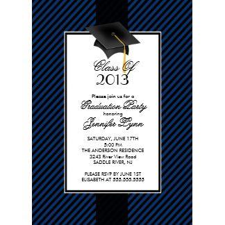 Graduation Invitation Templates  Graduation Invitation Templates