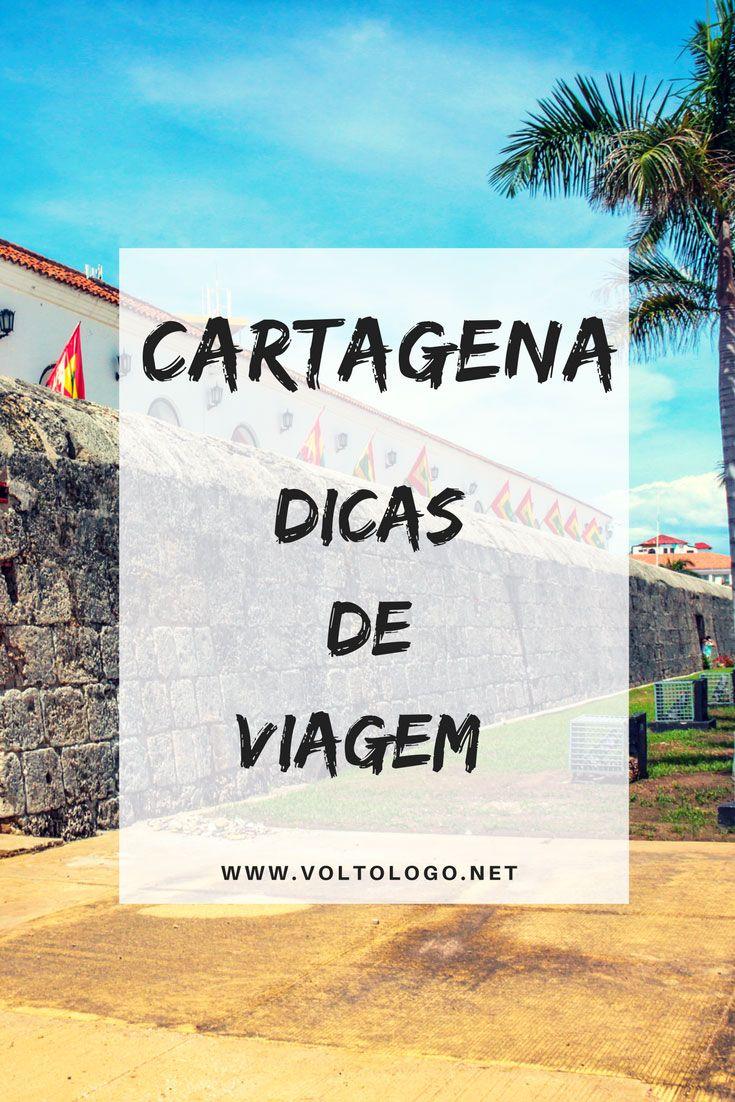 Cartagena, na Colômbia | Dicas práticas para a sua viagem. Descubra quando ir, onde ficar e o que fazer.
