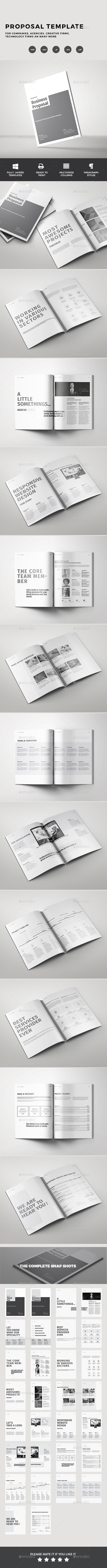 Proposal template indesign indd download here httpgraphicriver proposal template indesign indd download here httpgraphicriver saigontimesfo