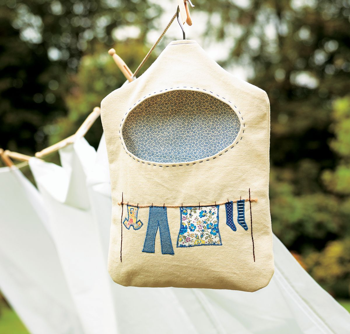 peg bag pattern | Cabides e Sachês | Pinterest | Broches, Costura y ...