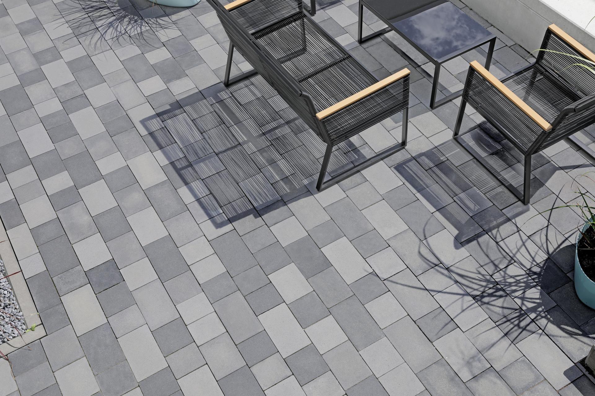 Swing Pflasterstein Set In 2020 Pflastersteine Haus Und Garten Terrassenplatten