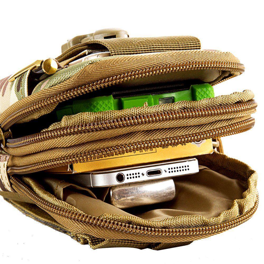 Taktische Gürtel Hüfttaschen Gürteltasche Multifunktionen