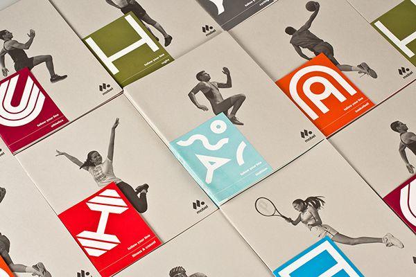 Layout / Mobel Sport Catalogs On Behance