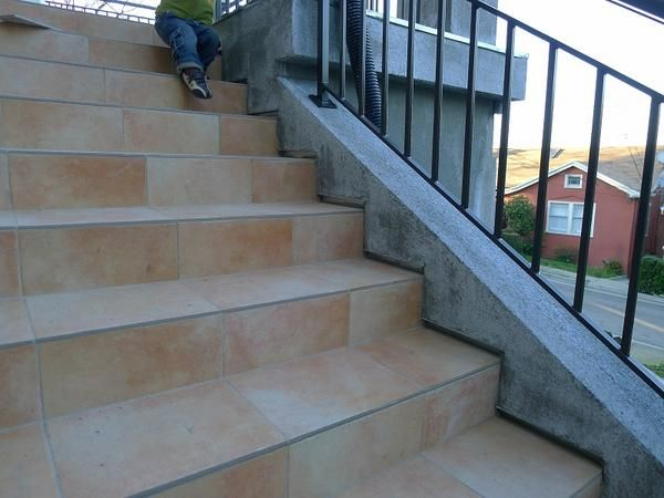 Best Will This Work Waterproofing Exterior Tile Stairs 400 x 300