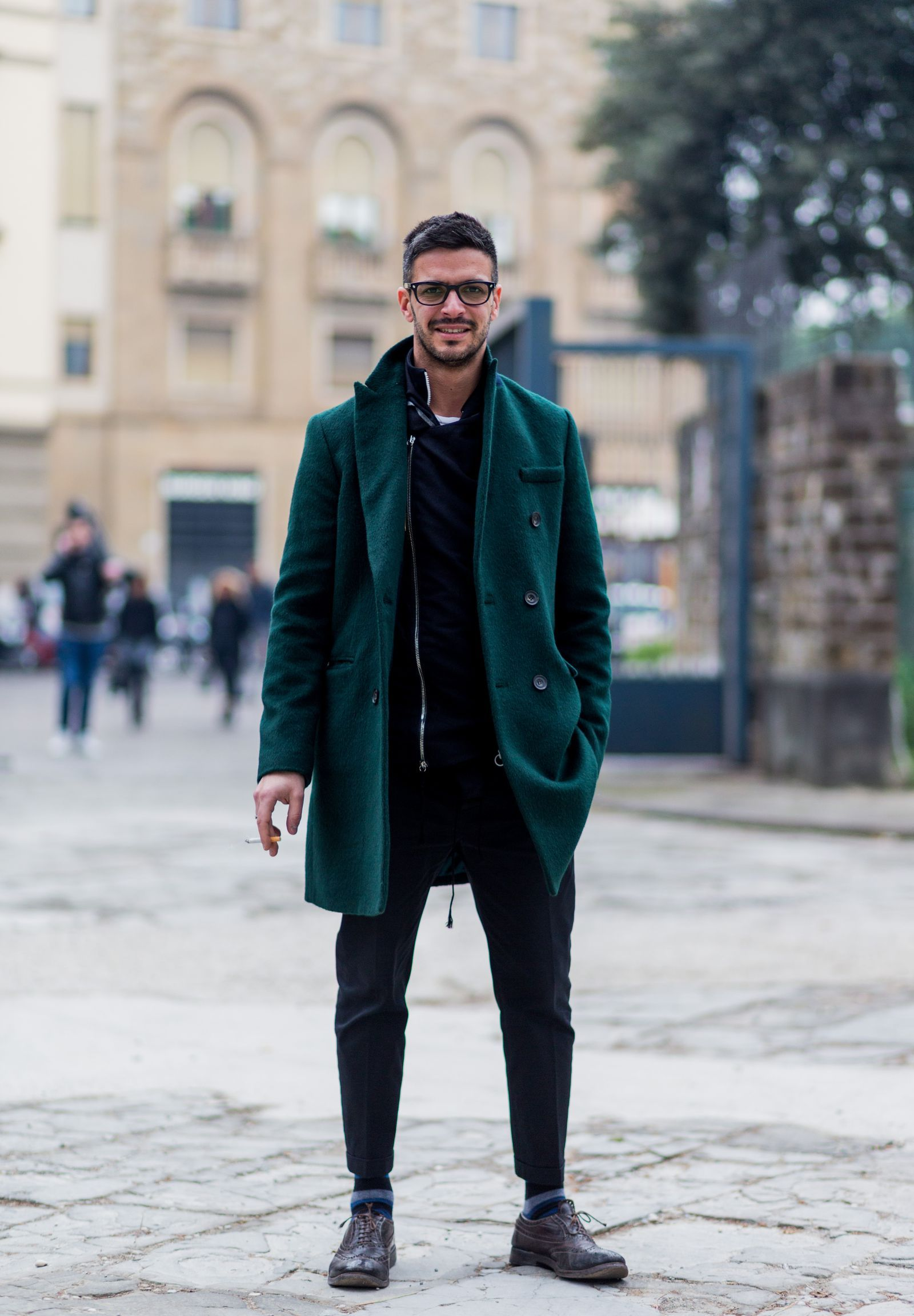 The Best Street Style From Italy Mens Fashion Week Italian Mens Fashion Italy Street Fashion Cool Street Fashion