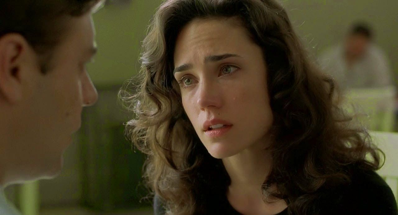 a beautiful mind russell crowe jennifer connelly | Oscar ...