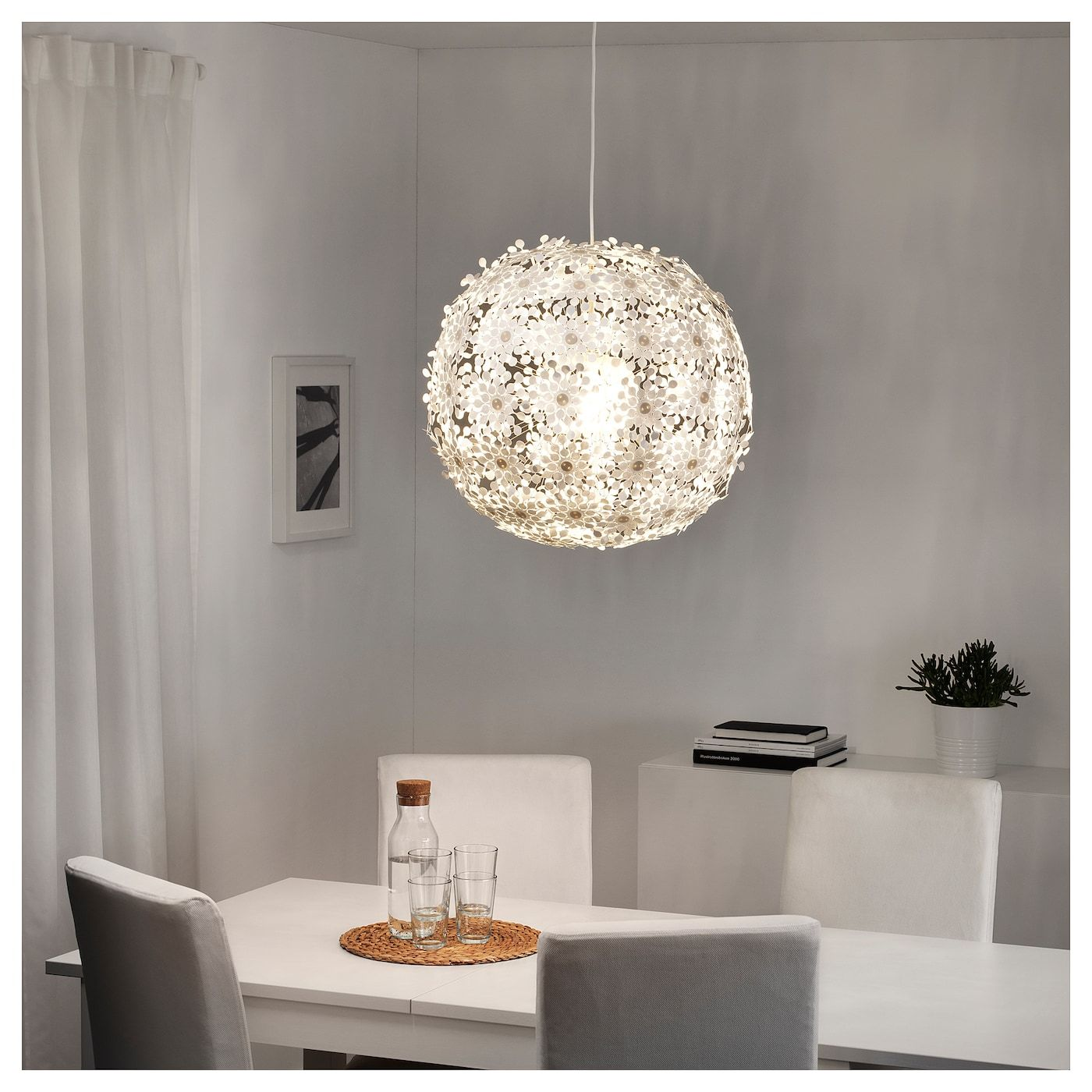 Grimsas Pendant Lamp White 22 White Pendant Lamp Pendant