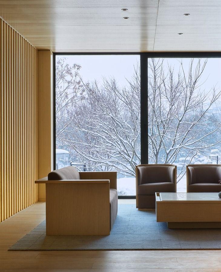 casa zen projeto de refrigerante design minimalista e