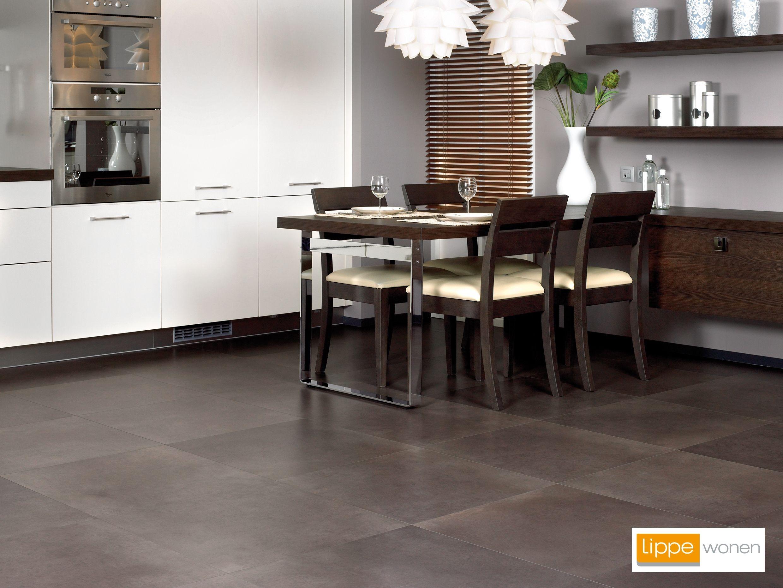 Quick step laminaat vloeren ook zeer geschikt in de keuken