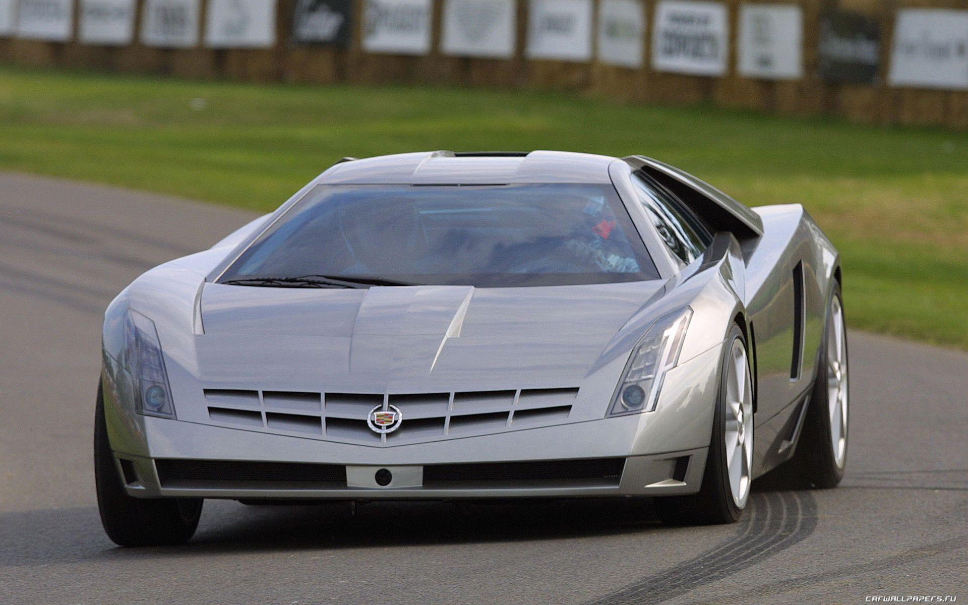 44++ Cadillac cien supercar 4k