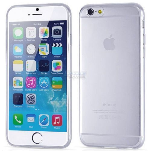 Ultra Thin Soft Transparent Clear Case iPhone 6/6S/Plus