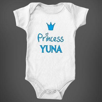 Frozen Princess Yuna Baby Girl Name