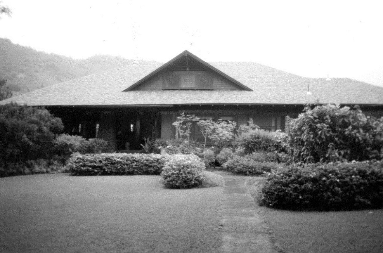 2544 Alaula Way Shields Moore House Historic Hawaii Foundation Moore House House Hawaiian Homes