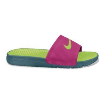 1cf9d15cb Nike Benassi Solarsoft Slide Sandals - Women