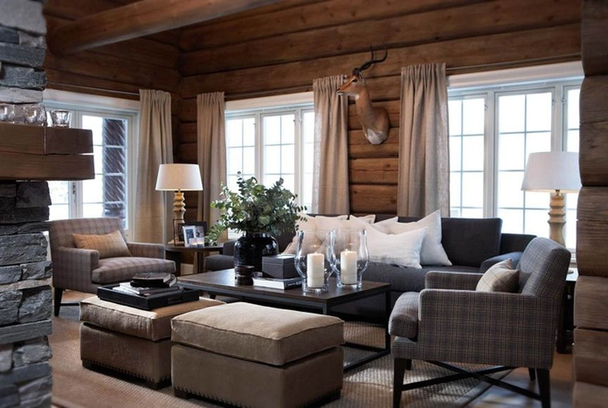 [New] The 10 Best Home Decor (with Pictures) - Стиль шале ...