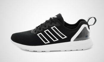 adidas ZX Flux ADV Virtuel Sneaker für Damen Schwarz