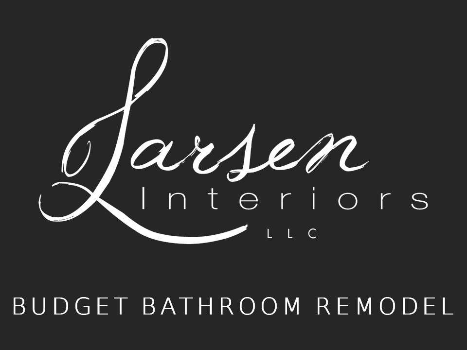 Bathroom Remodeling Salt Lake City bathroom remodel, budget bath remodel, interior design, larsen