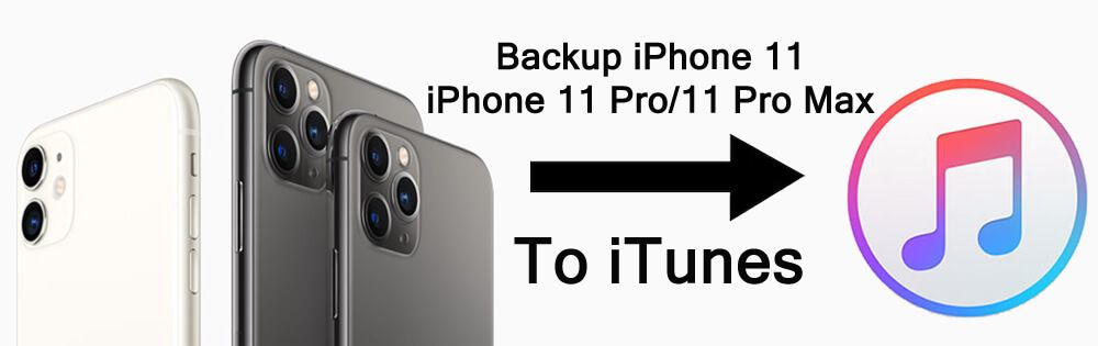 How to backup iphone 1111 pro11 pro max to itunes