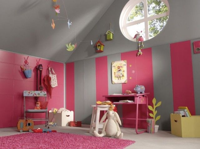 idee deco chambre fille 5 ans