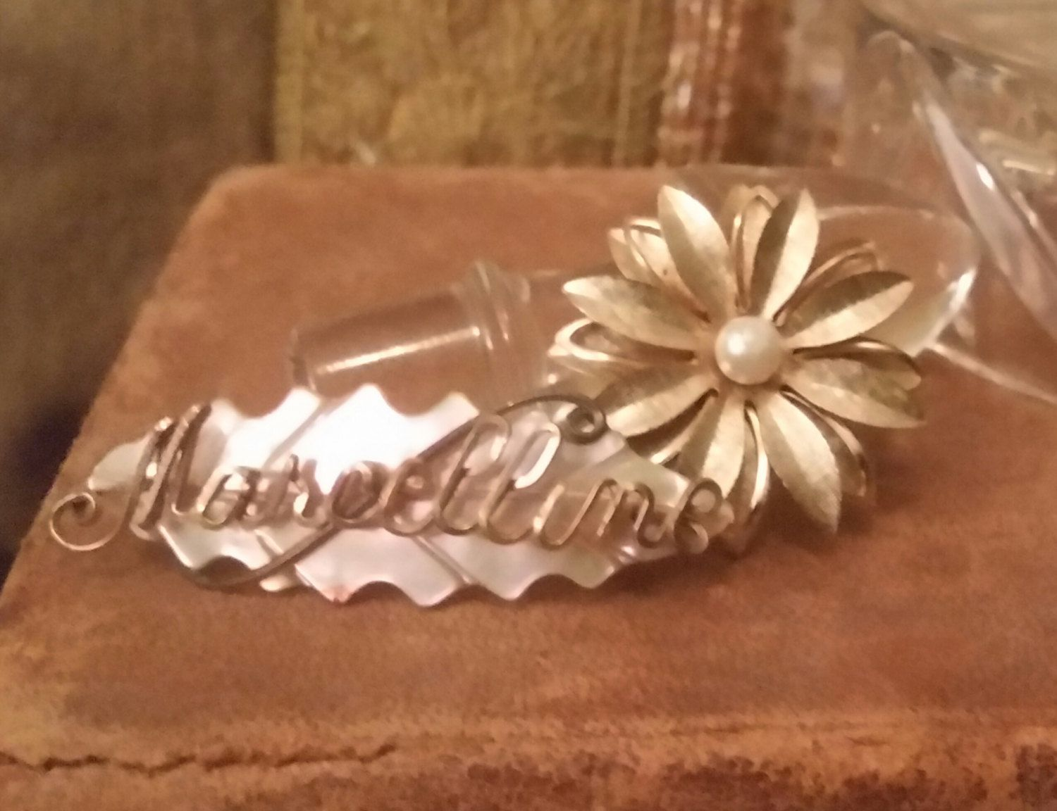 Find This Pin And More On Jewelry Vintage Mother Of Pearl