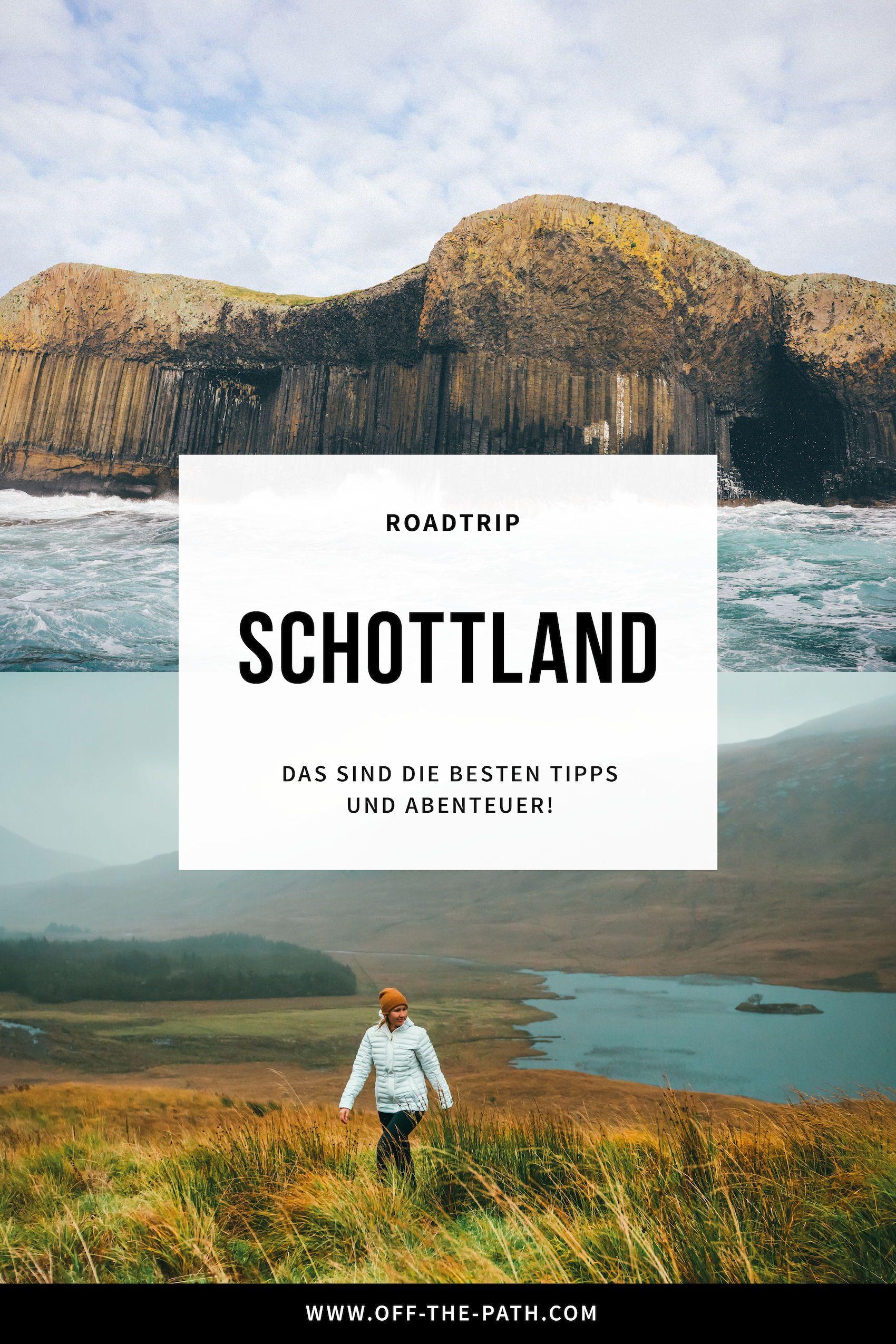 Drei geniale Routenvorschläge für dein nächstes Schottland-Abenteuer!
