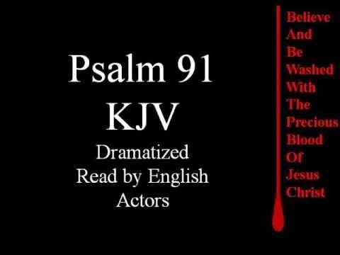 Psalm 91 KJV | Psalms KJV (Dramatized) | Psalms, Psalm 47, Psalm 41