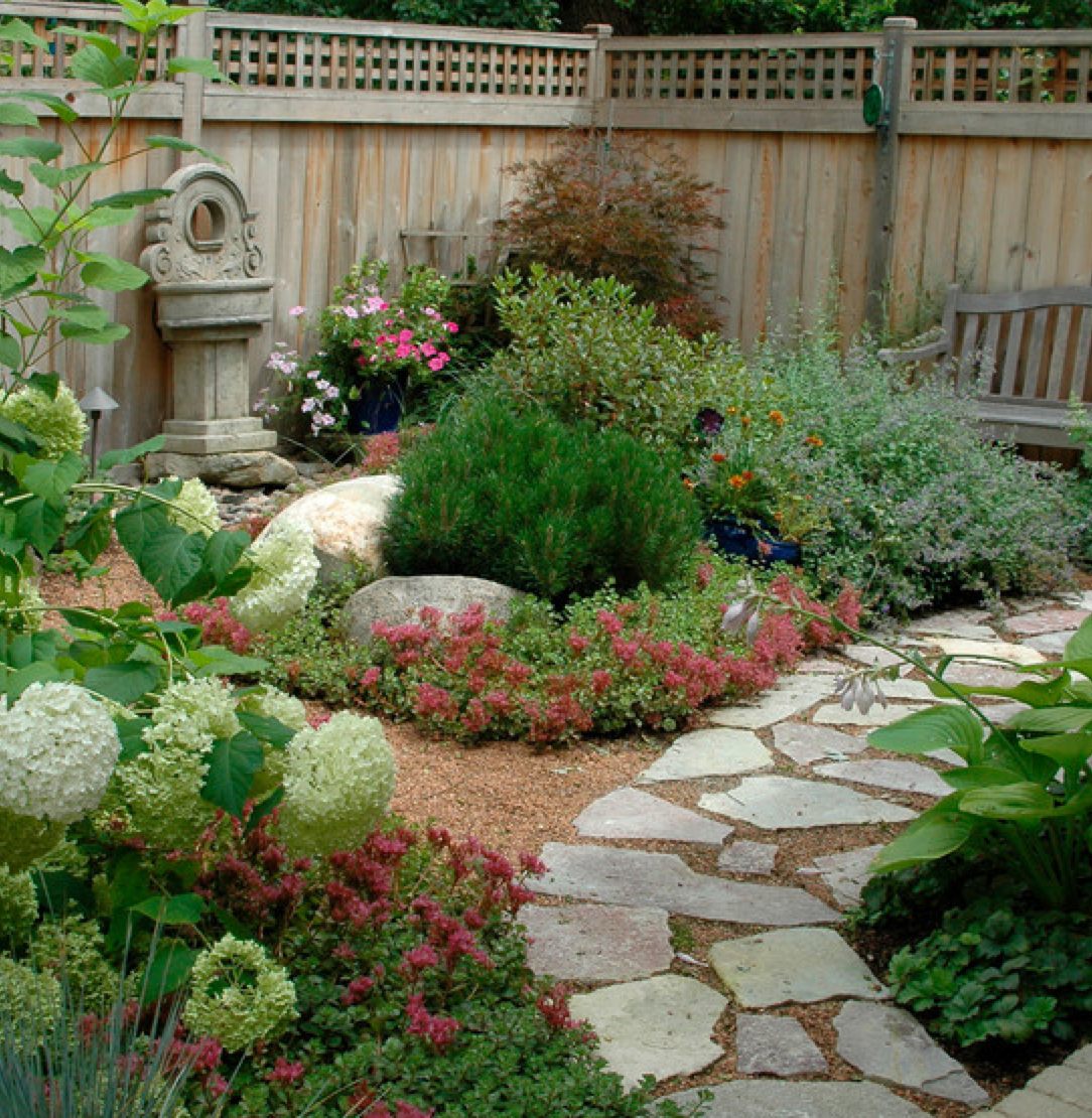 Small backyard southern california design ideas pictures remodel and decor california native for Gardens in southern california
