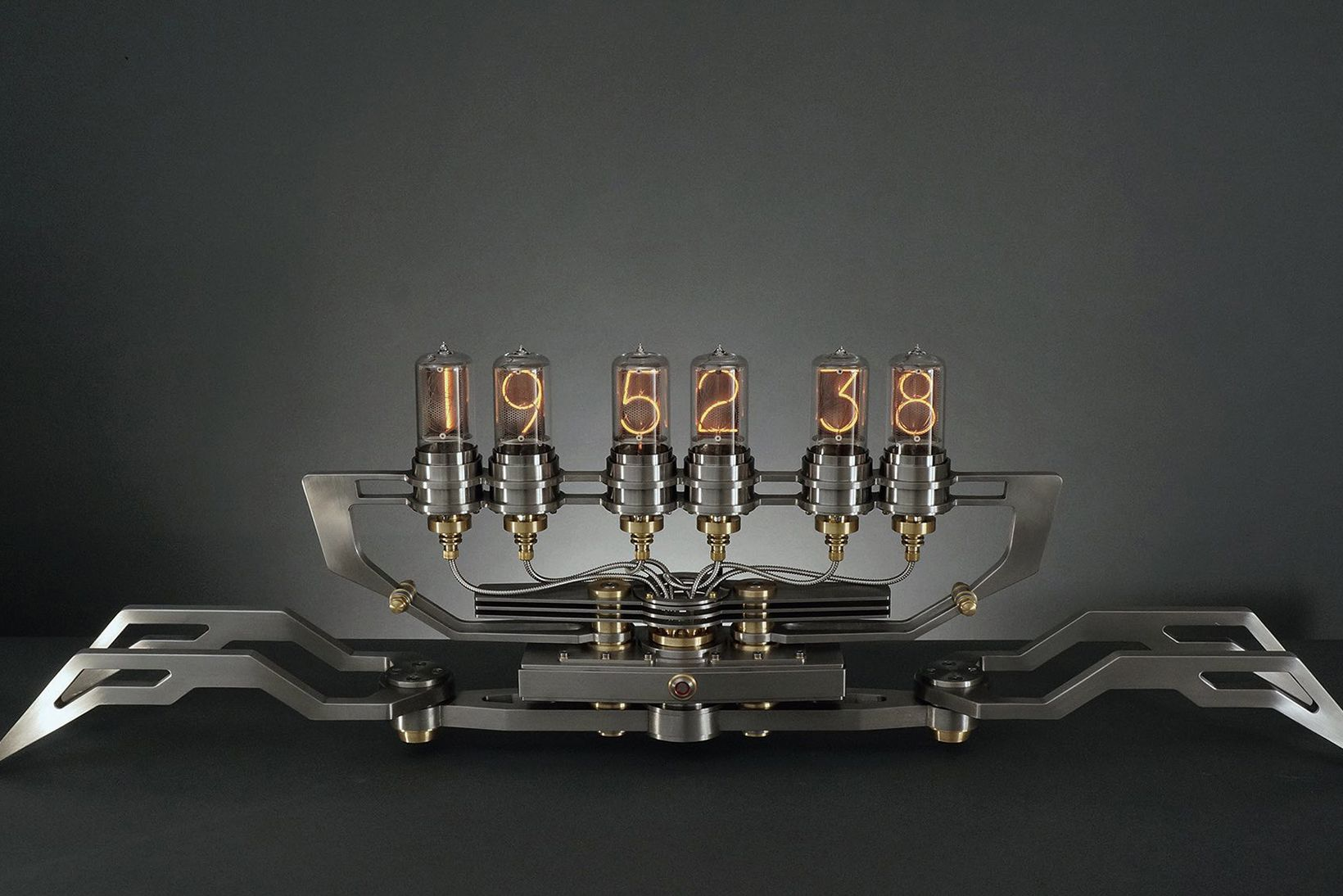 The Nixie Machine II Is a $30,000 USD Clock That\'s Based on 1950s ...