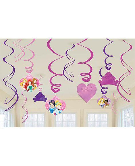 Disney Cinderella PINK SWIRL 12 x 12 Paper 2 Sheets
