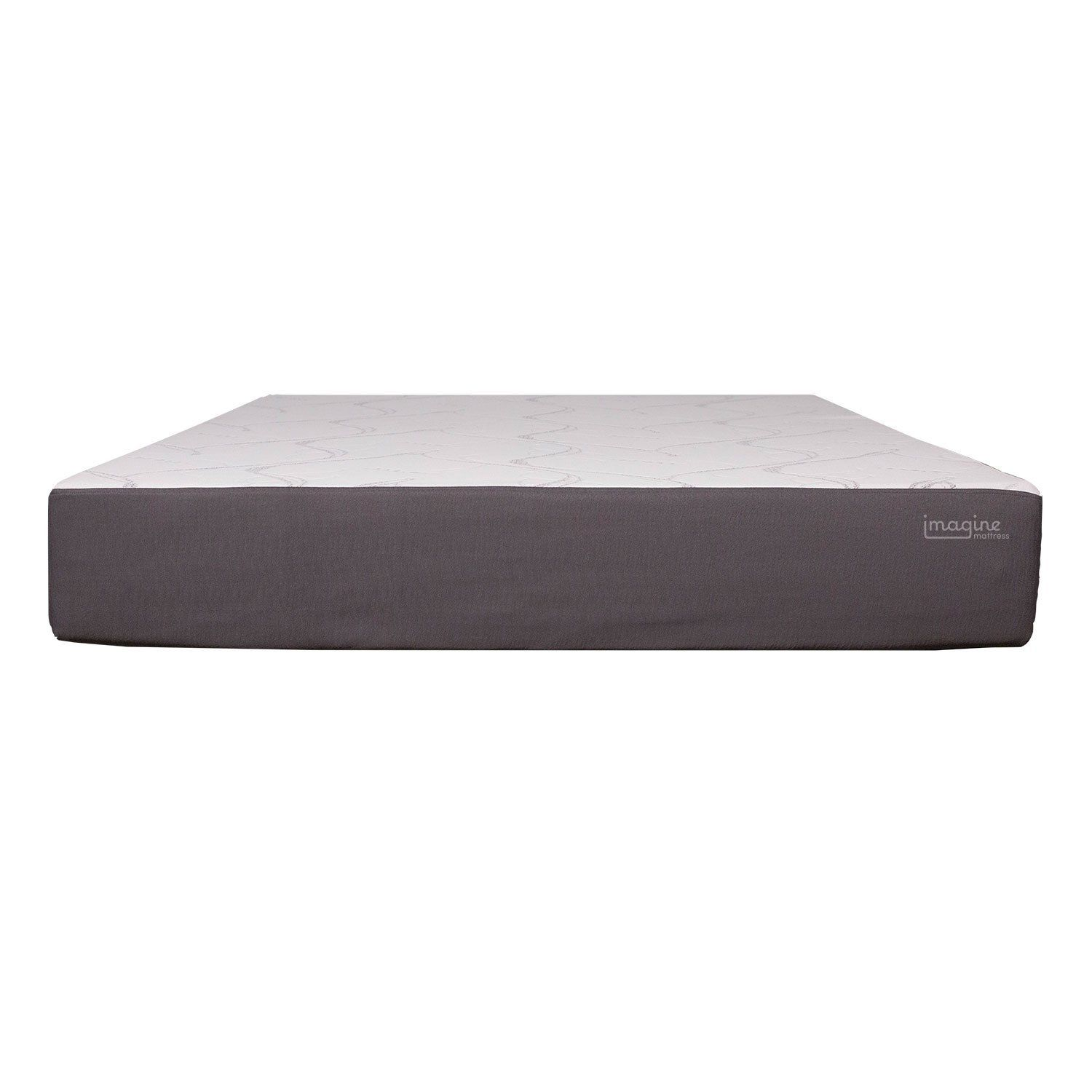 Cooling Gel Memory Foam Mattress 10 Inch Queen Size Medium Firm