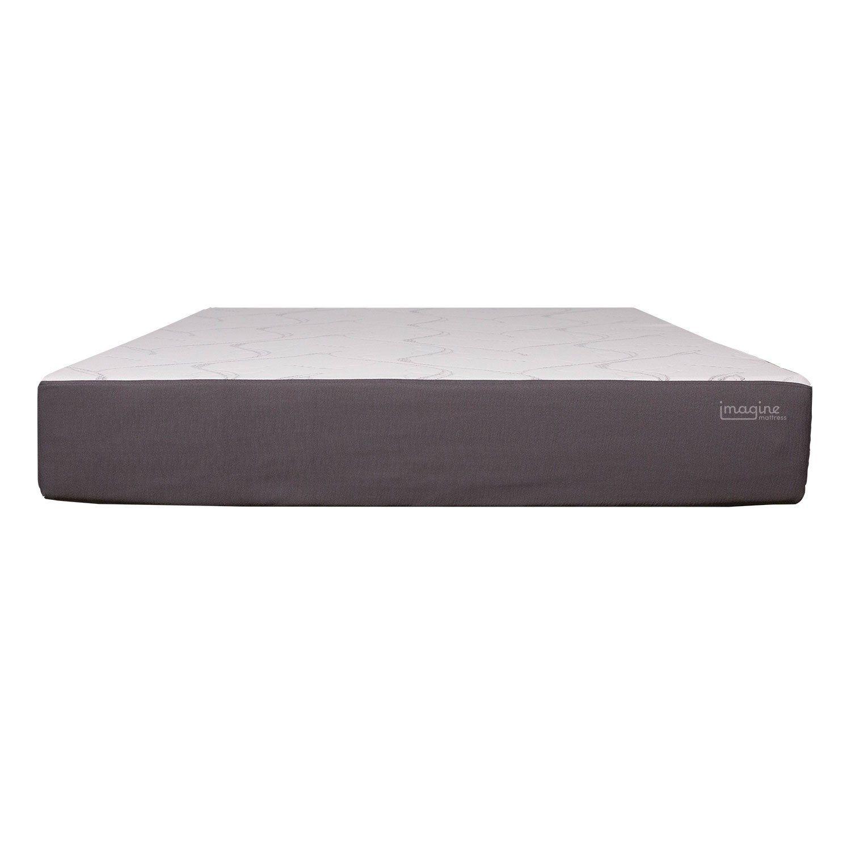 cooling gel memory foam mattress 10 inch queen size medium firm