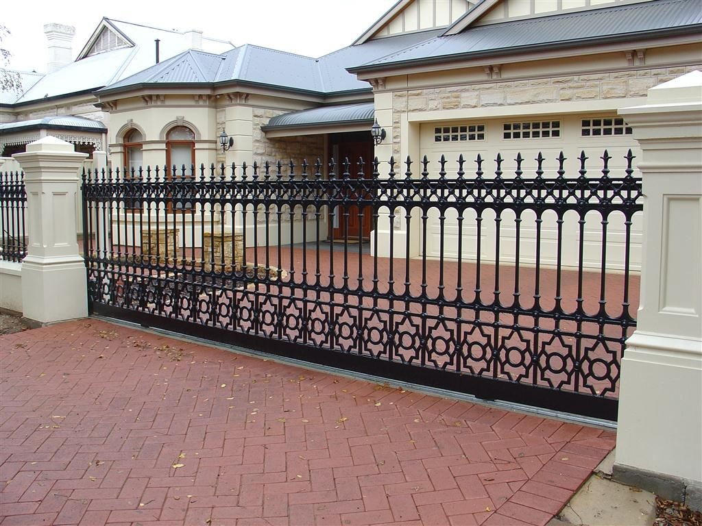 Automatic Gates Adelaide Electric Gates In Adelaide Parkan Dim