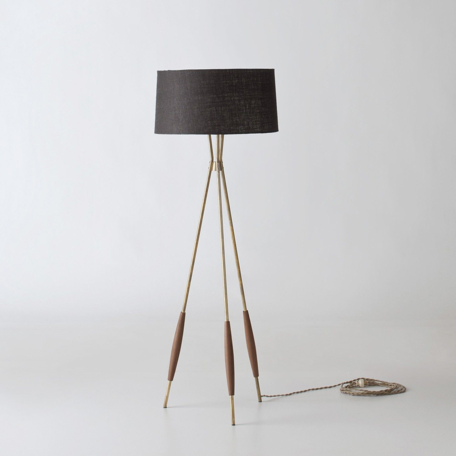 Lampe Au Sol Mulberry Tripod Floor Lamp Products