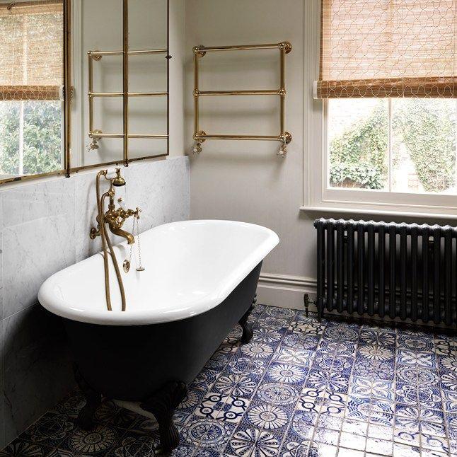 Modern Mosaic Bathroom Floor Google Search