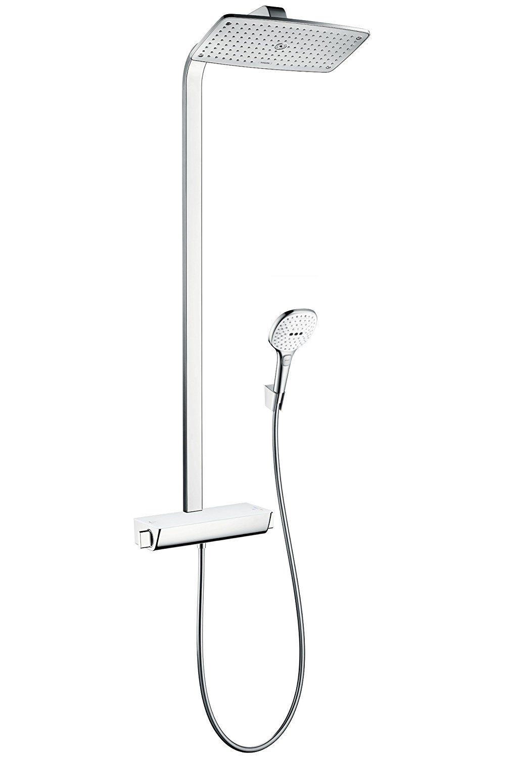 colonne de douche hansgrohe raindance select 360