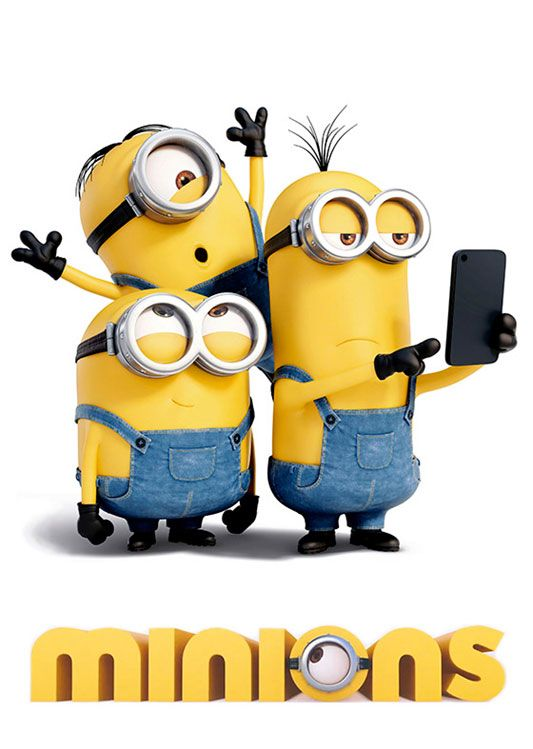 Minions Poster, available at 45x32cm. This poster is printed on ...