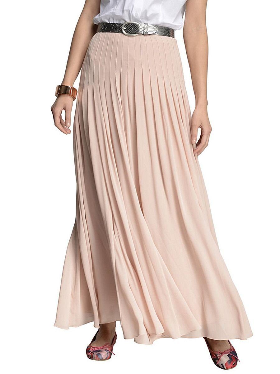 a89786e1733 Стильные и оригинальные шифоновые юбки