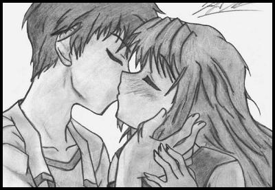 Dibujos Romanticos De Amor A Lapiz Para Descargar Dibujos