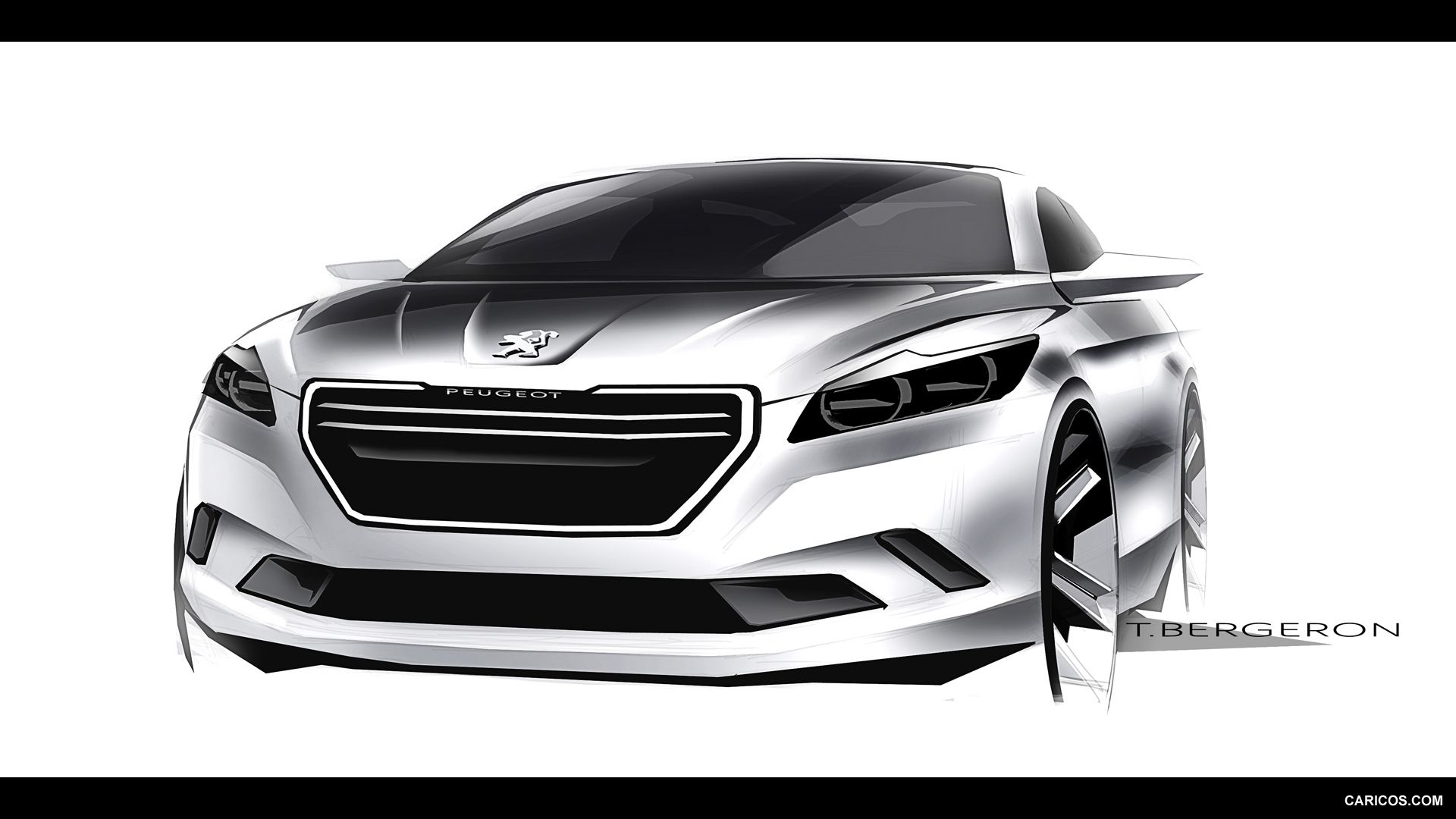 2013 Peugeot 301 Wallpaper Sketches Pinterest