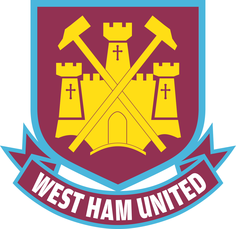 West Ham United | Times de futebol, Brasão de times