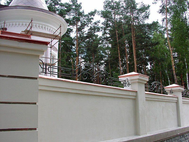 Портфолио | Metal made кованое навершие на забор http://www.metal-made.ru/portfolio/