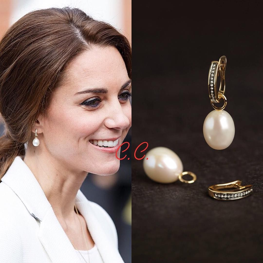 Holly Cambridgesclothes Instagram Photos And Videos Pearl Earrings Wedding