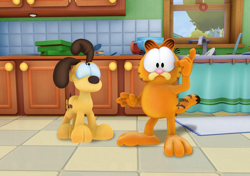 Garfield Show 3d Garfield Wii Games Wii