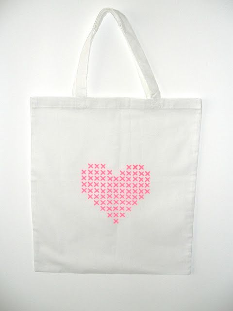Fait Idée Sac Tissu Décorer Tote Bag Diy Personnaliser Customiser MqUpGzjSLV