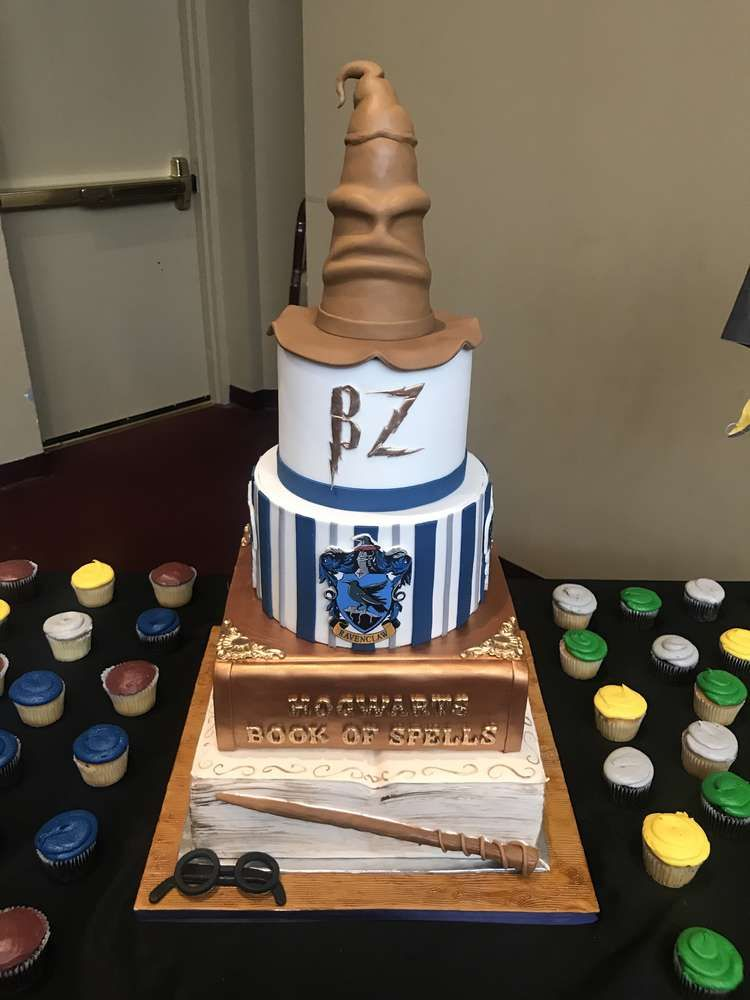 Hogwarts Birthday Party Ideas With Images Harry Potter