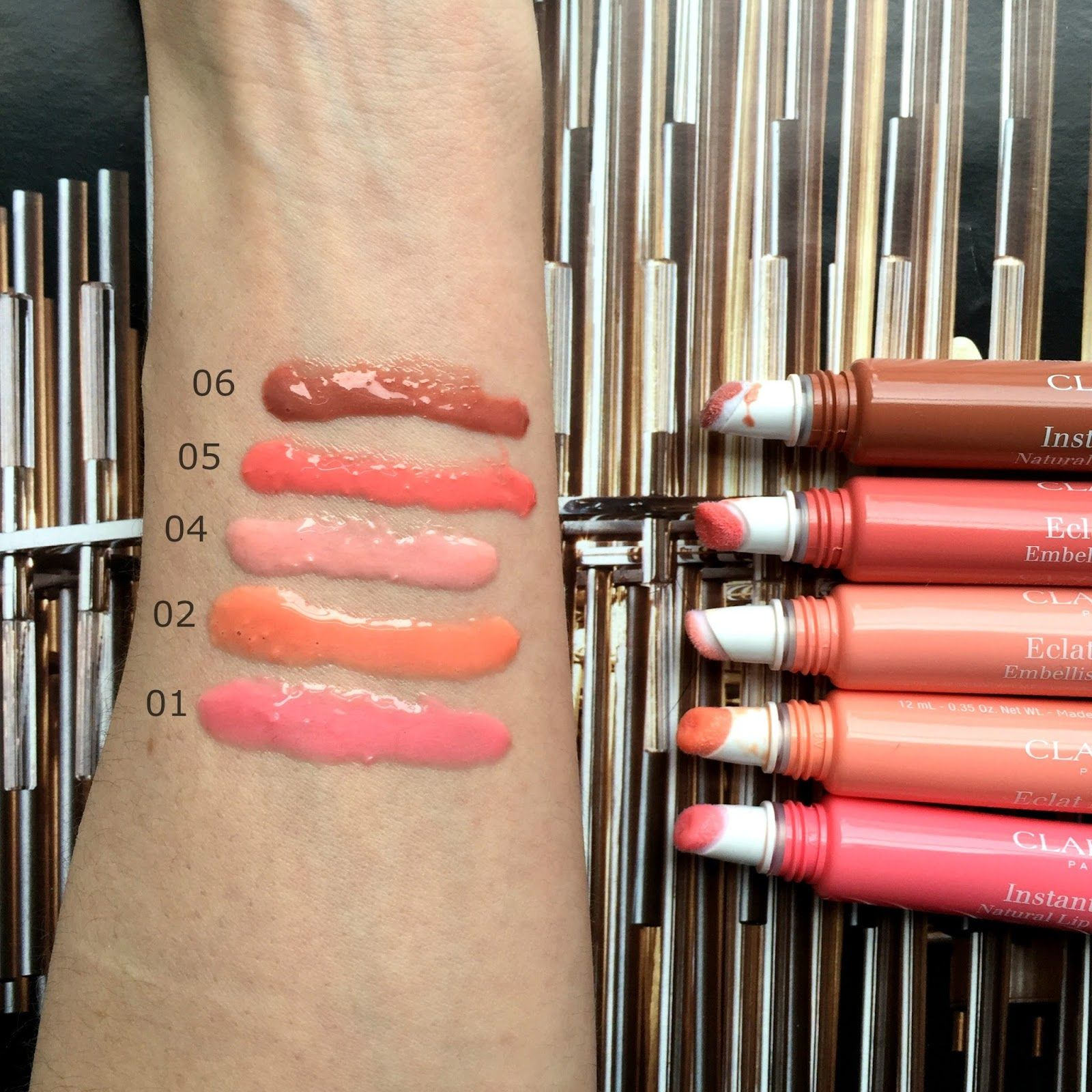 Clarins Instant Light Lip Perfectors The Perfect Lip
